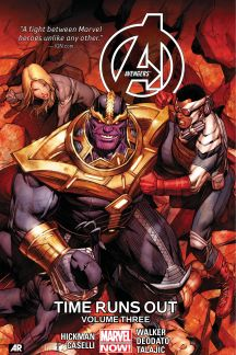 Avengers: Time Runs Out Vol. 3 (Trade Paperback)