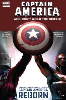 Captain America: Who Won't Wield the Shield (2010) #1