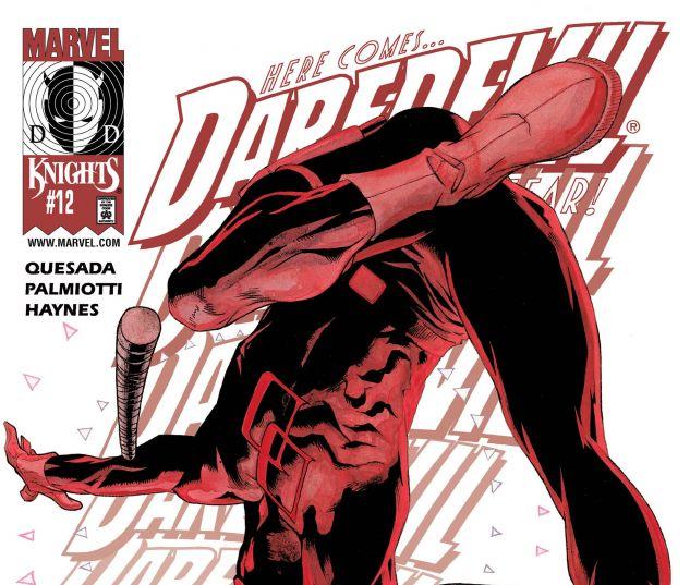Daredevil (1998) #12