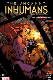Uncanny Inhumans (2015) #8