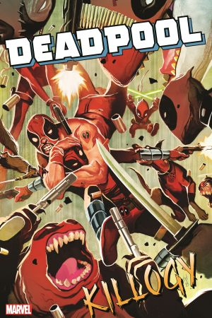 Deadpool Classic Vol. 16: Killogy (Trade Paperback)