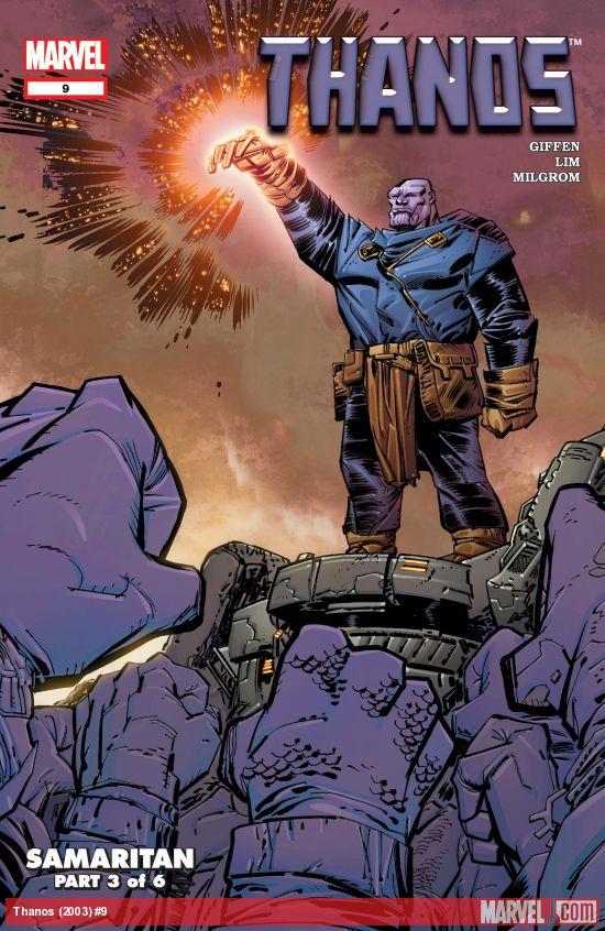 Thanos (2003) #9