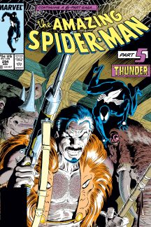 The Amazing Spider-Man #294