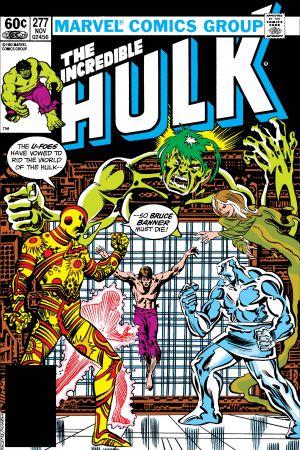 Incredible Hulk (1962) #277