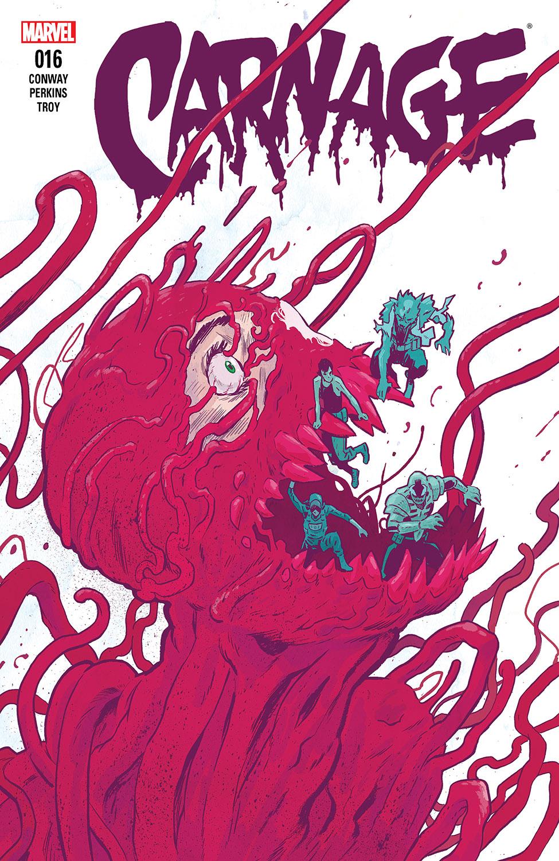 Carnage (2015) #16