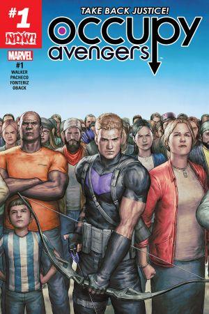 Occupy Avengers (2016) #1