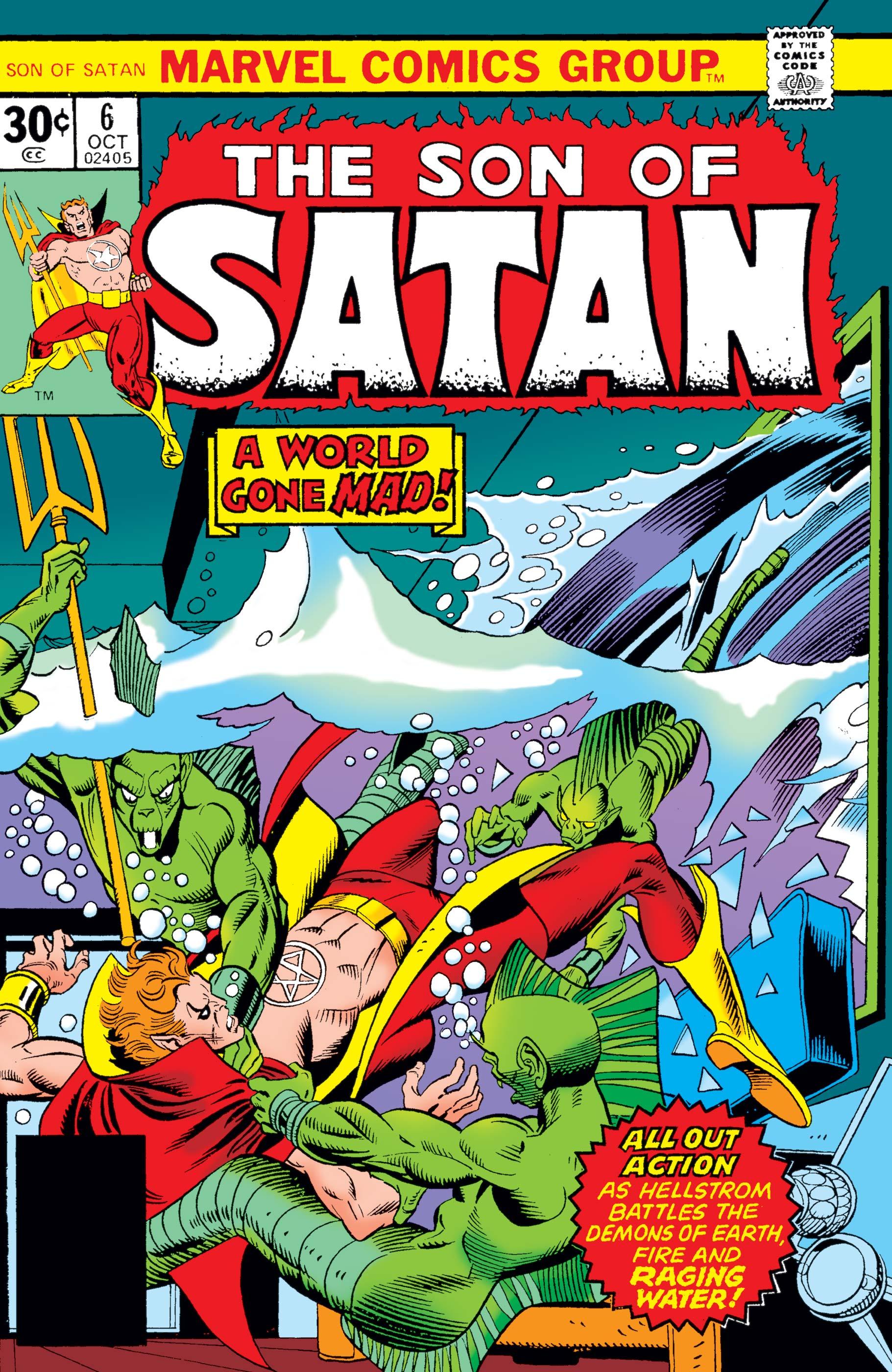 Son of Satan (1975) #6
