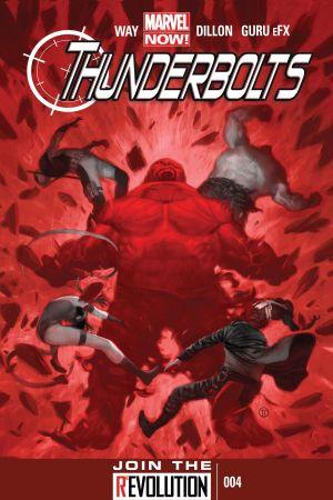 Thunderbolts (2012) #4