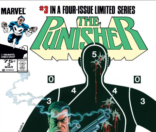 PUNISHER (1986) #3