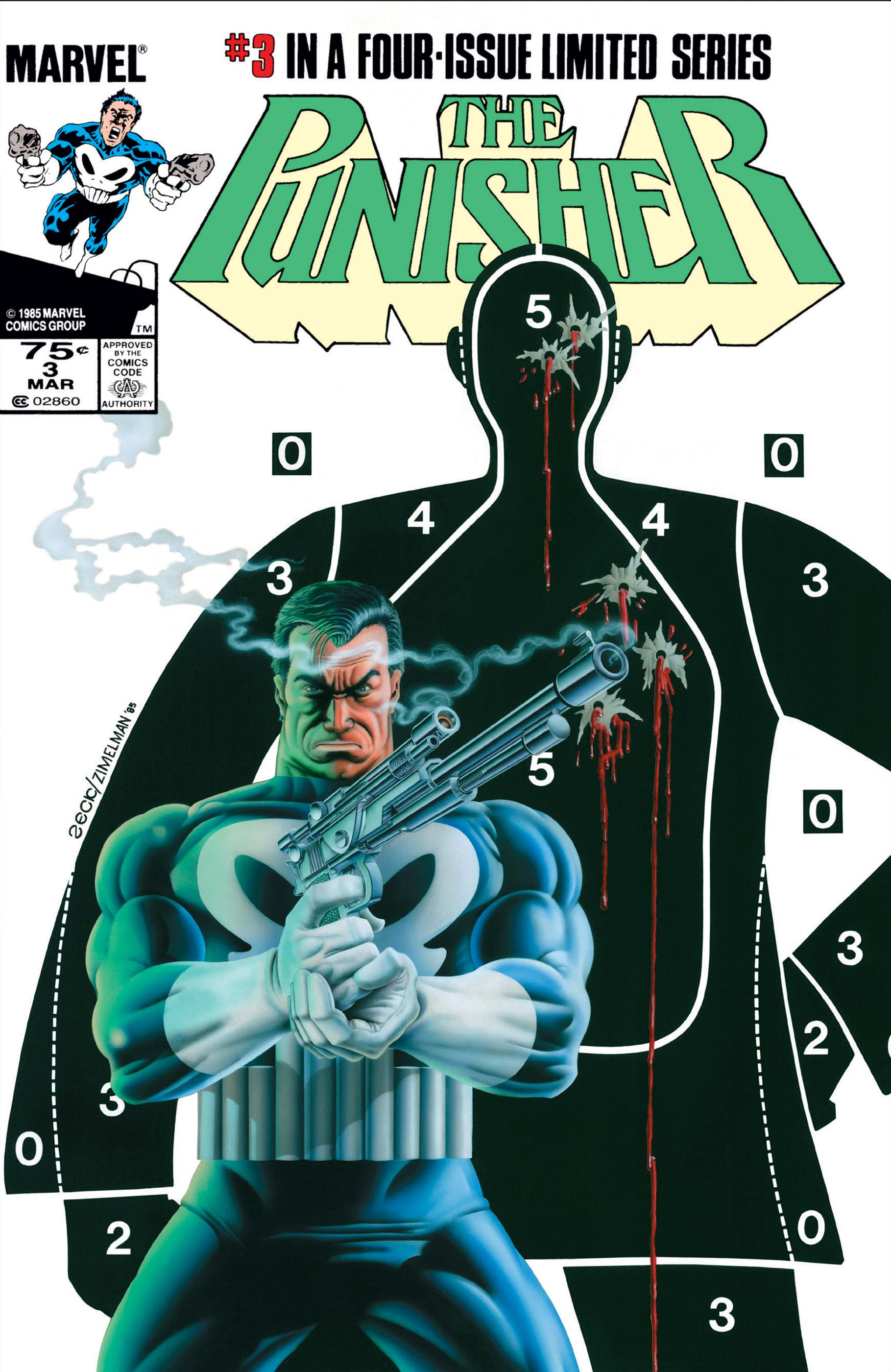 The Punisher (1986) #3