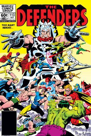 Defenders (1972) #113