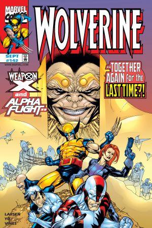Wolverine (1988) #142
