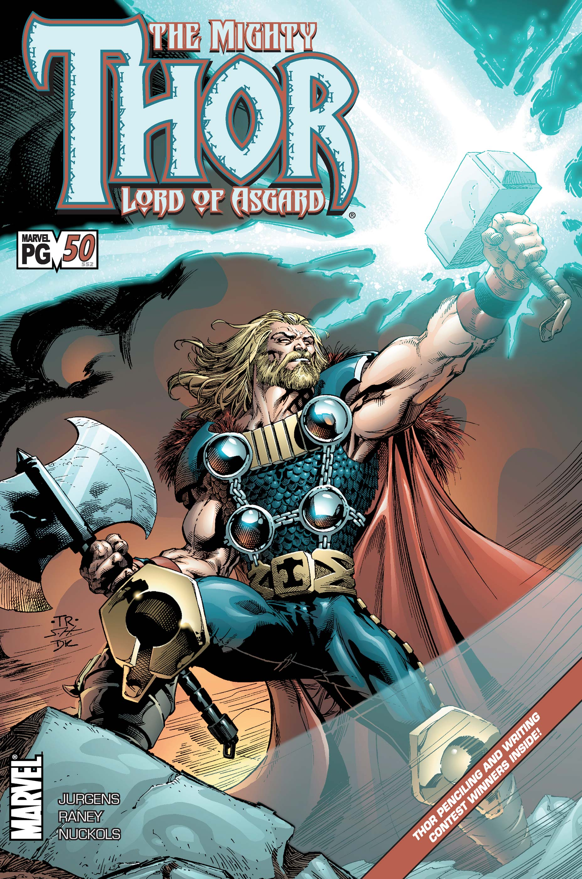 Thor (1998) #50