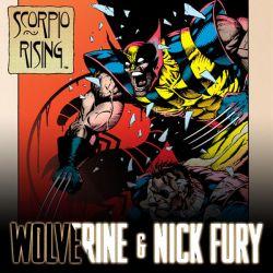 WOLVERINE/NICK FURY: SCORPIO RISING GN-TPB