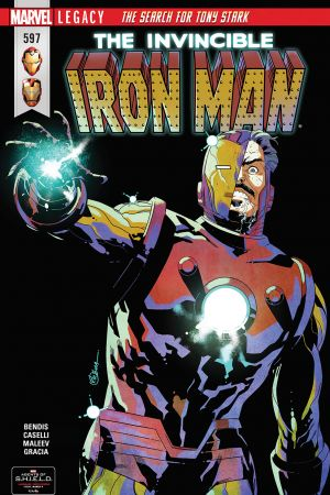 Invincible Iron Man (2016) #597