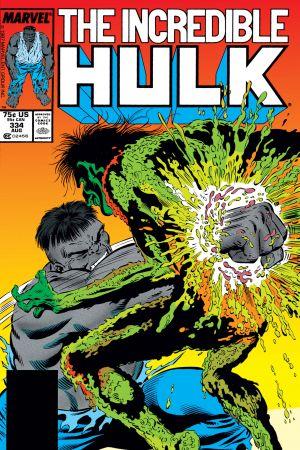 Incredible Hulk #334