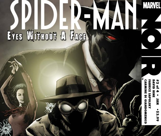 Spider-Man Noir: Eyes Without a Face (2009) #2