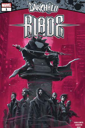 The Darkhold: Blade #1