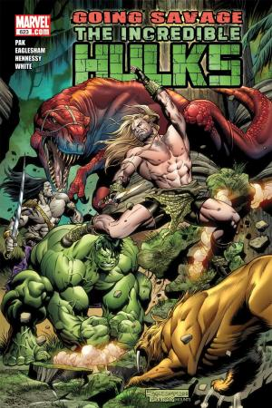 Incredible Hulks (2010) #623
