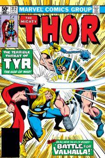 Thor (1966) #312