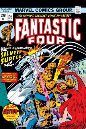 Fantastic Four (1961) #155