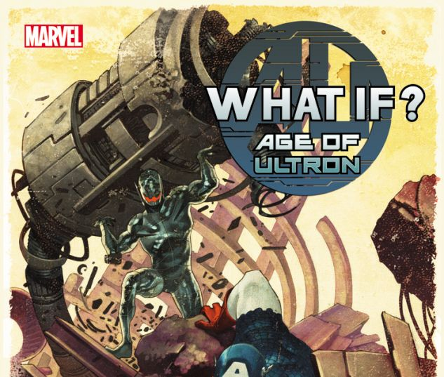 WHAT IF? AGE OF ULTRON 4 (WITH DIGITAL CODE)