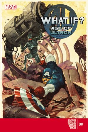 What If? Age of Ultron #4