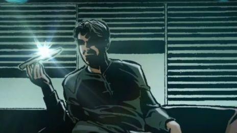 Marvel AR: Dexter #4 Cover Recap