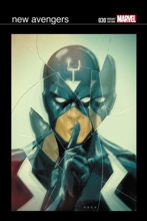 New Avengers #30  (Noto Variant)