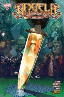 Angela: Asgard's Assassin (2014) #4