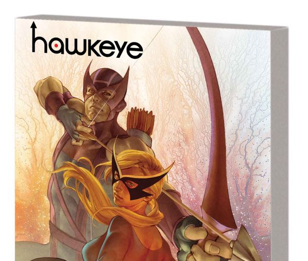 HAWKEYE: AVENGING ARCHER TPB