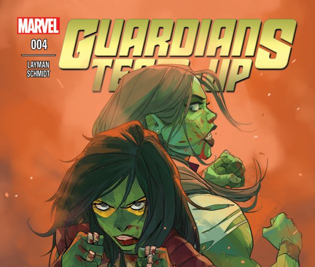GUARDIANS TEAM-UP 4 (WITH DIGITAL CODE)