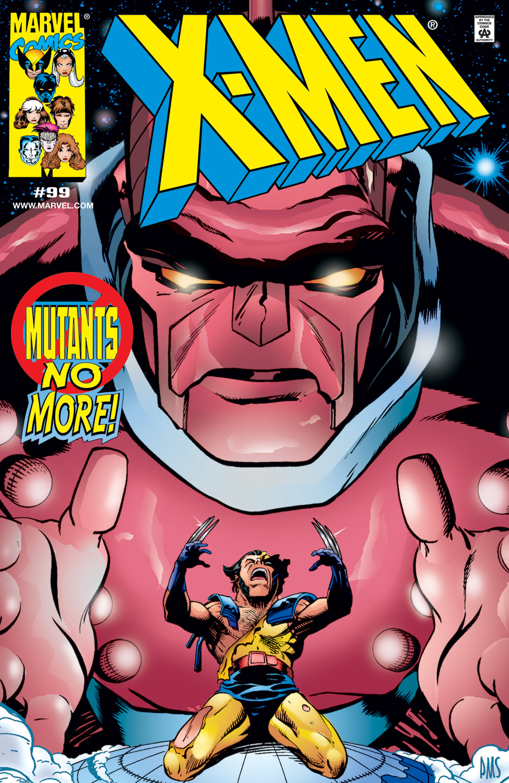 X-Men (1991) #99
