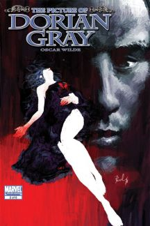 Marvel Illustrated: Picture of Dorian Gray #2