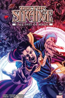 Doctor Strange: Last Days of Magic #1