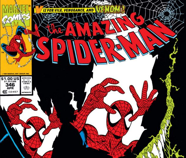 Amazing Spider-Man (1963) #346