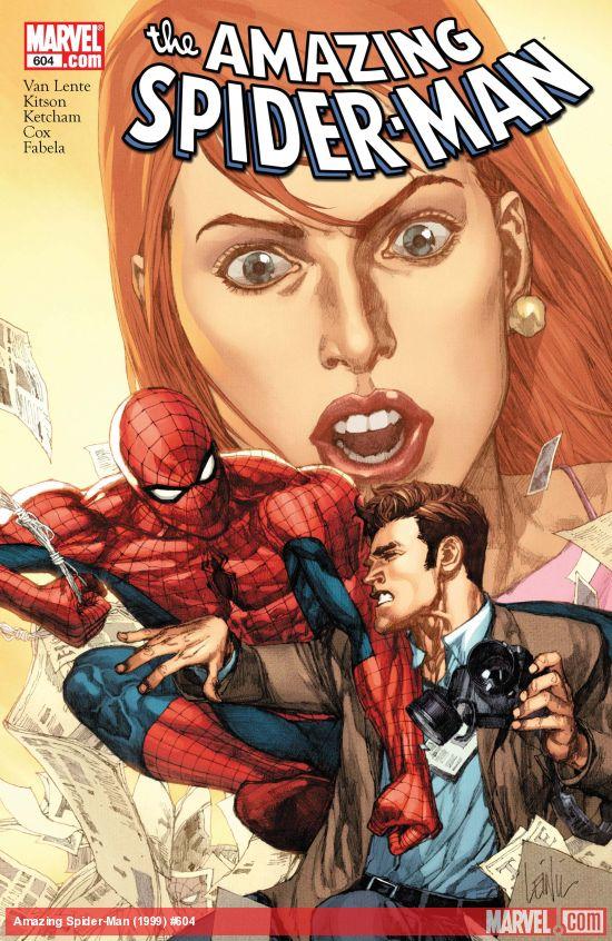 Amazing Spider-Man (1999) #604