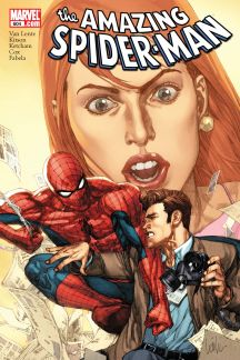 Amazing Spider-Man #604