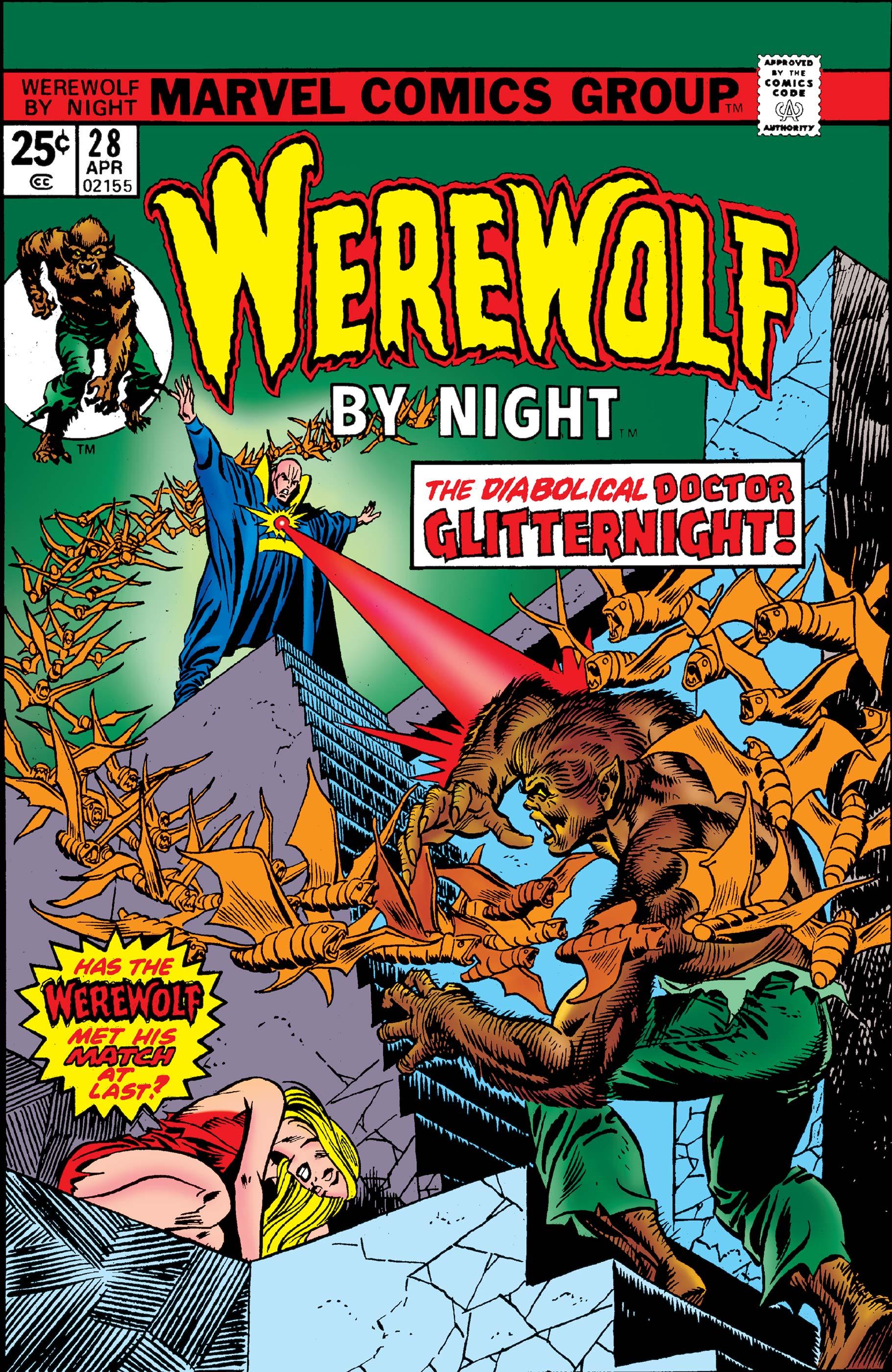 Werewolf By Night (1972) #28