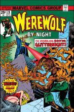 Werewolf By Night (1972) #28 cover