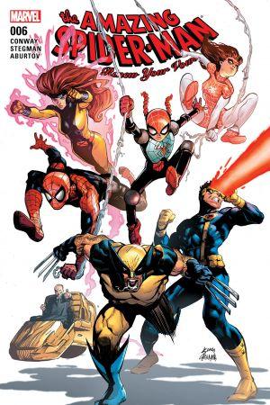 Amazing Spider-Man: Renew Your Vows #6