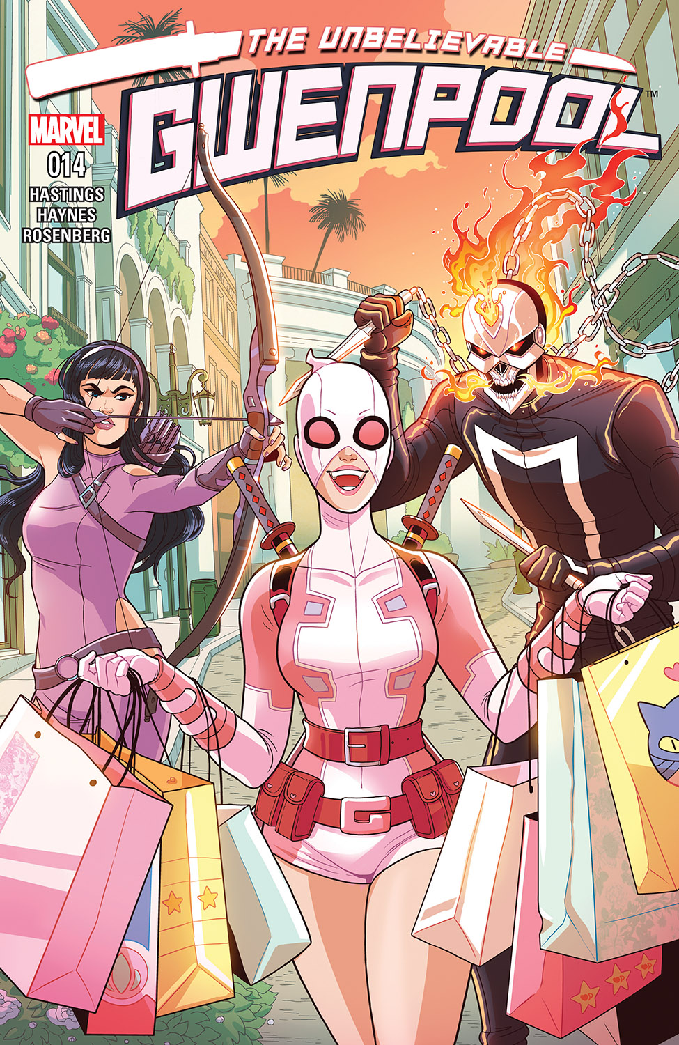 The Unbelievable Gwenpool (2016) #14