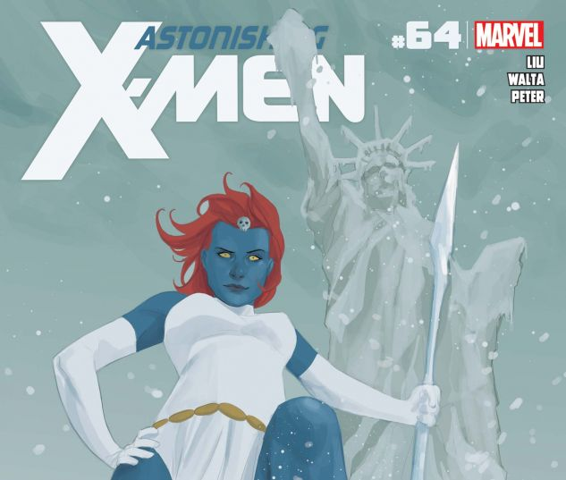 Astonishing X-Men (2004) #64