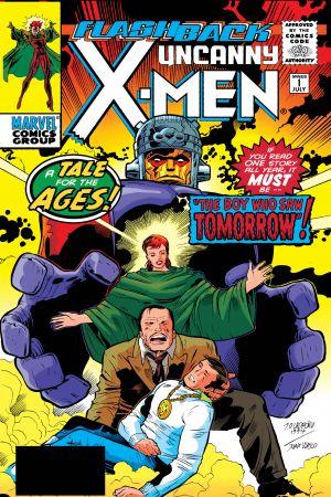 Uncanny X-Men (1963) #-1