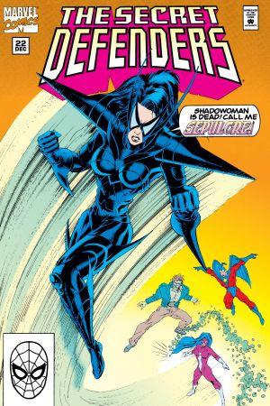 Secret Defenders (1993) #22