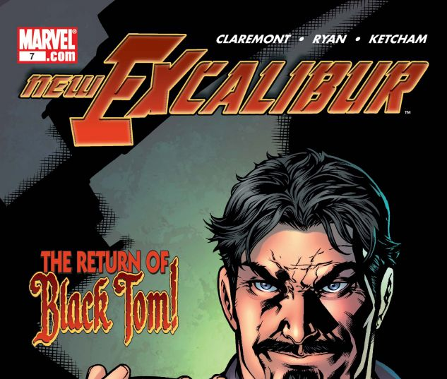 NEW EXCALIBUR (2005) #7