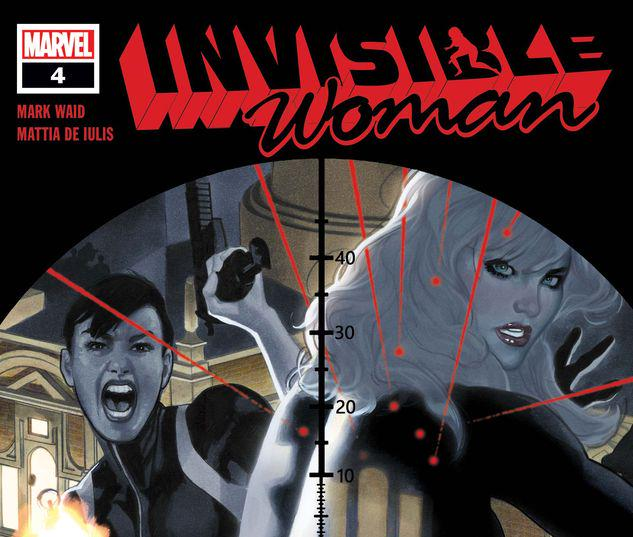 Invisible Woman #4