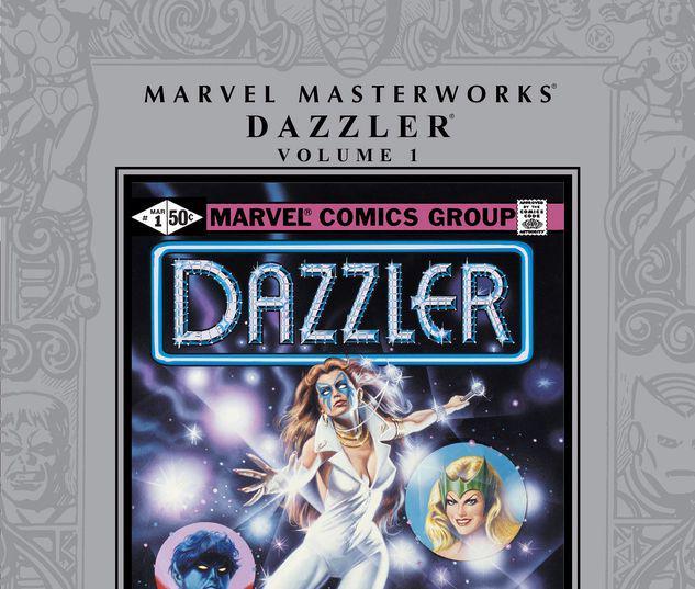 MARVEL MASTERWORKS: DAZZLER VOL. 1 HC #1