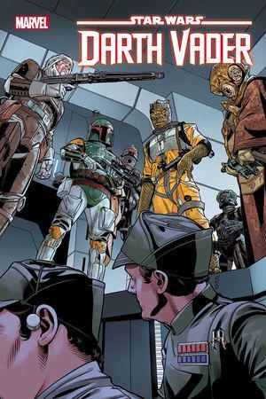 Star Wars: Darth Vader (2020) #7 (Variant)