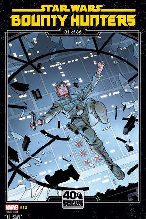 Star Wars: Bounty Hunters (2020) #10 (Variant)